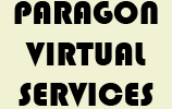 Paragon Virtual Services Logo, Copyright © 2015 Paragon Virtual Services, LLC. No reproduction without prior written consent.